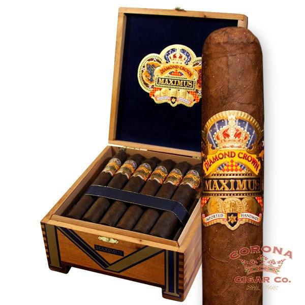 Image of Diamond Crown Maximus No. 1 DC SG Cigars