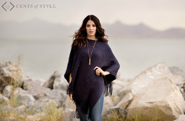 Falling for Ponchos - 50% OFF.