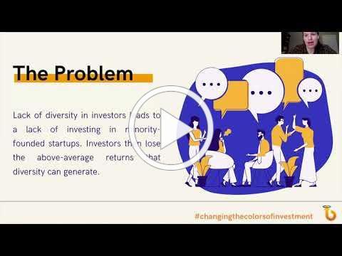 HCC info session- Diversity Investors Academy