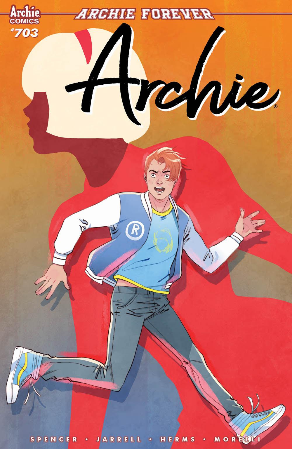 ARCHIE #703: CVR A Sauvage