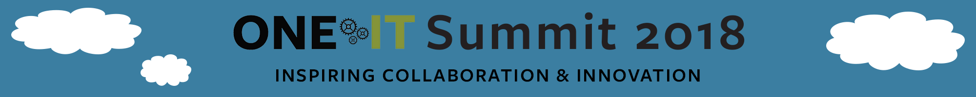 IT summit banner