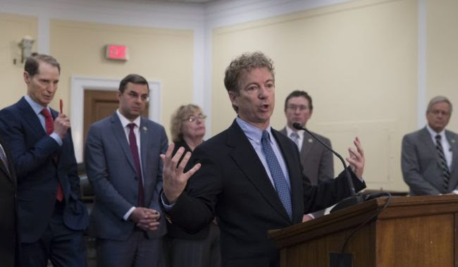Sen. Rand Paul Doubles Down on FISA Filibuster Threat