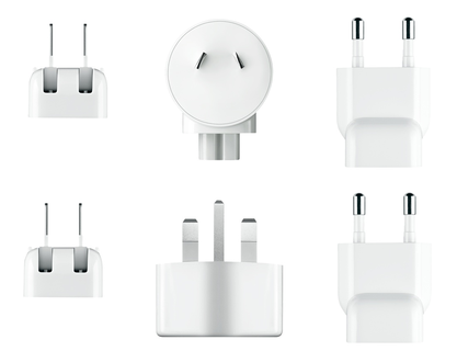 Multi-Country Compatible Power Adapter