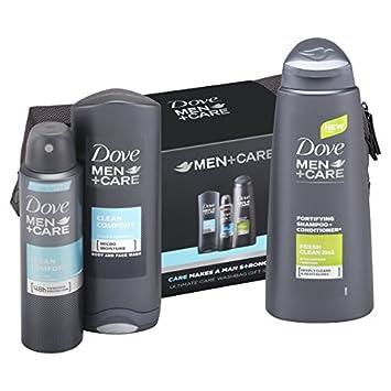 Image result for Dove Men Care | Ultimate Wash Bag Gift Set