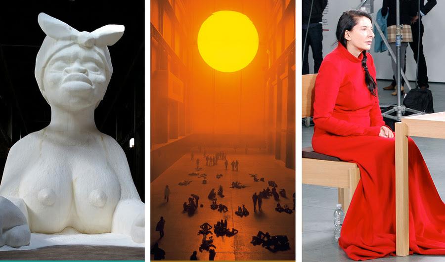 Estas 10 obras contam a história da arte contemporânea