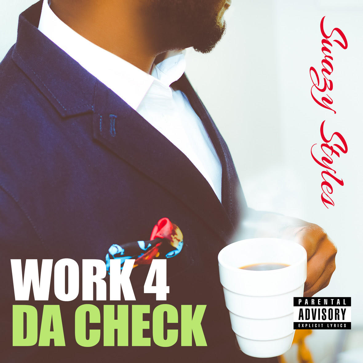 Swazy Styles Work 4 da Check cover