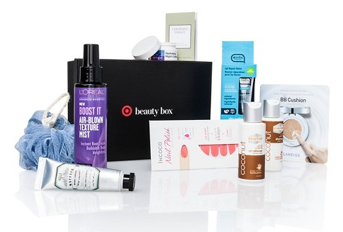 Target Beauty Box Just $7 Ship...