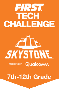 FIRST Tech Challenge SKYSTONE Flag