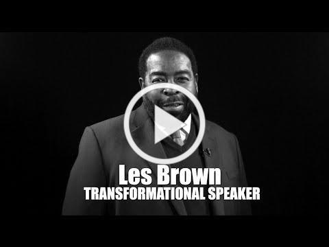 Meet Les Brown | Transformational Speaker