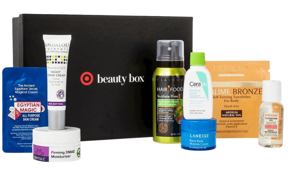 Target Beauty Box Available No...