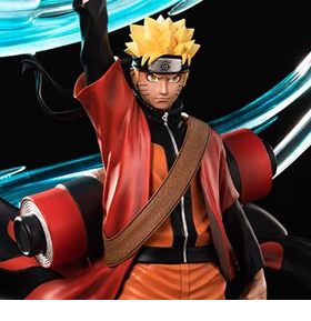Naruto: Shippuden Epic Scale Naruto (Sage Mode) 1/6 Scale Limited Edition Statue
