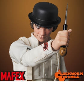 A CLOCKWORK ORANGE MAFEX NO.055 ALEX