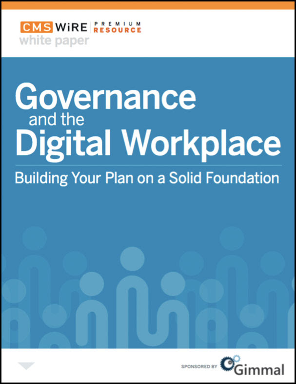 Governance and the Digital Workplace