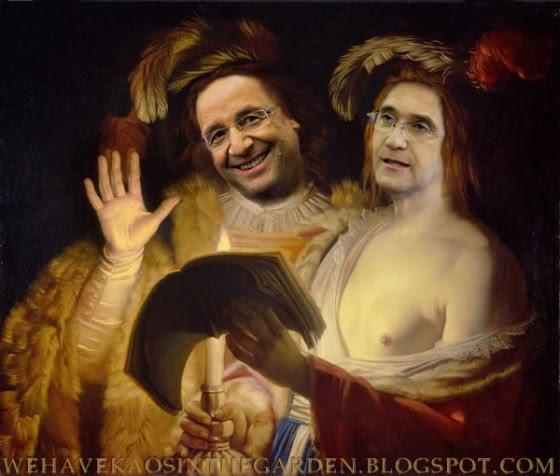 francois hollande passos coelho dueto de mentirosos