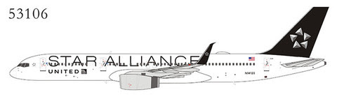 Boeing 757-200 United Star Alliance | is due: August 2019