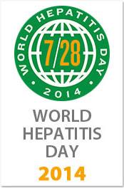 JULY 28, 2014 - WORLD HEPATITIS DAY