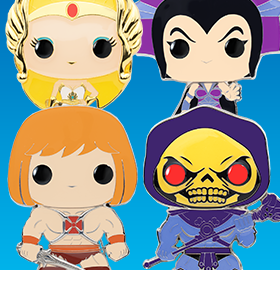 Pop! Pins: Masters of the Universe