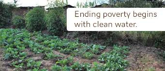 ending poverty with clean water