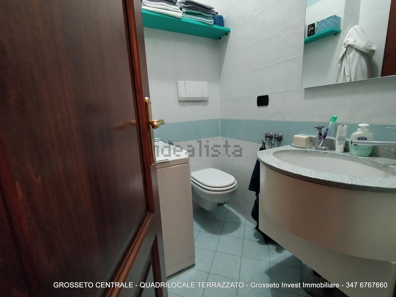 Grosseto Invest di Luigi Ciampi vendita appartamento Bagno di Quadrilocale vendita via Depretis, 30, Centro, Grosseto