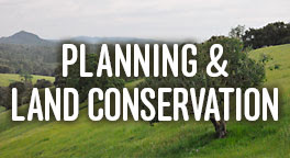 Planning and conservation subhead