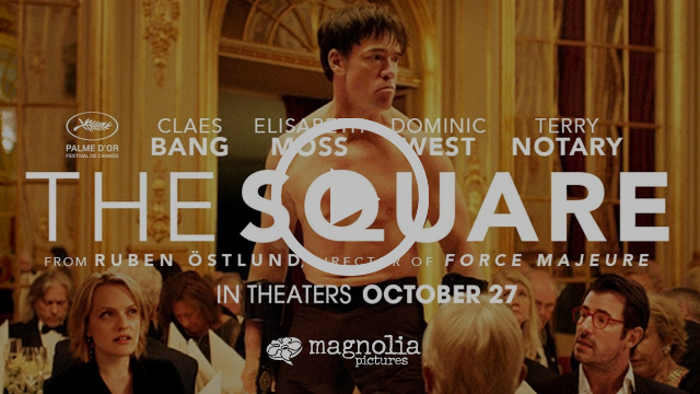 The Square - Official Trailer