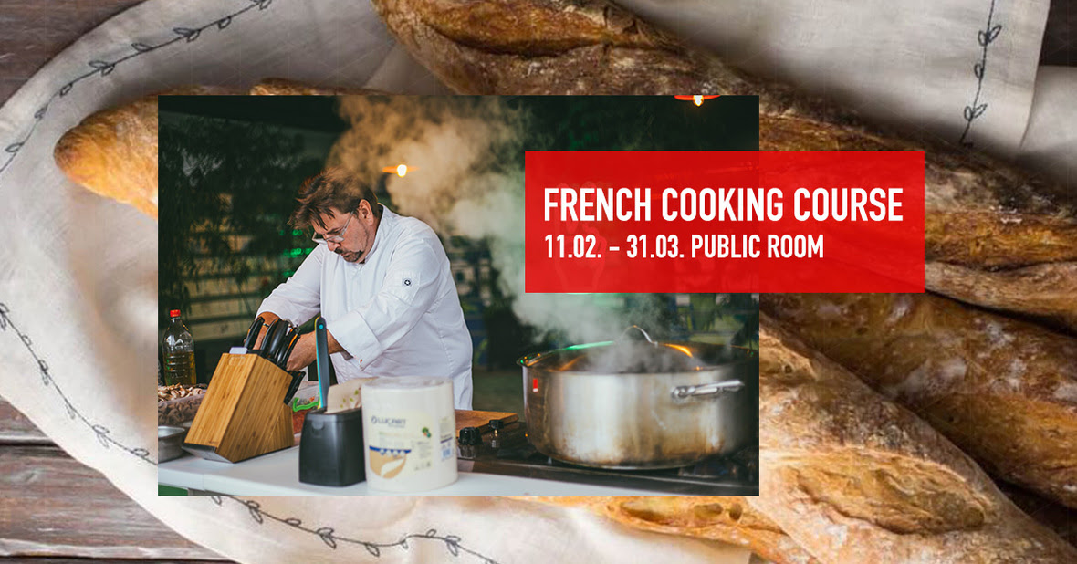 French cooking course