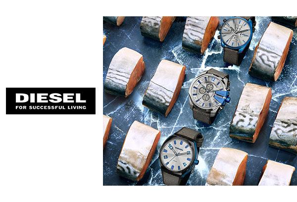 Órarajongóknak - Diesel
