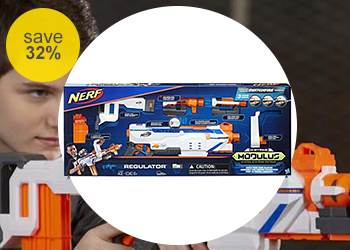 Nerf  Modulus Regulator Blaster Toy Gun
