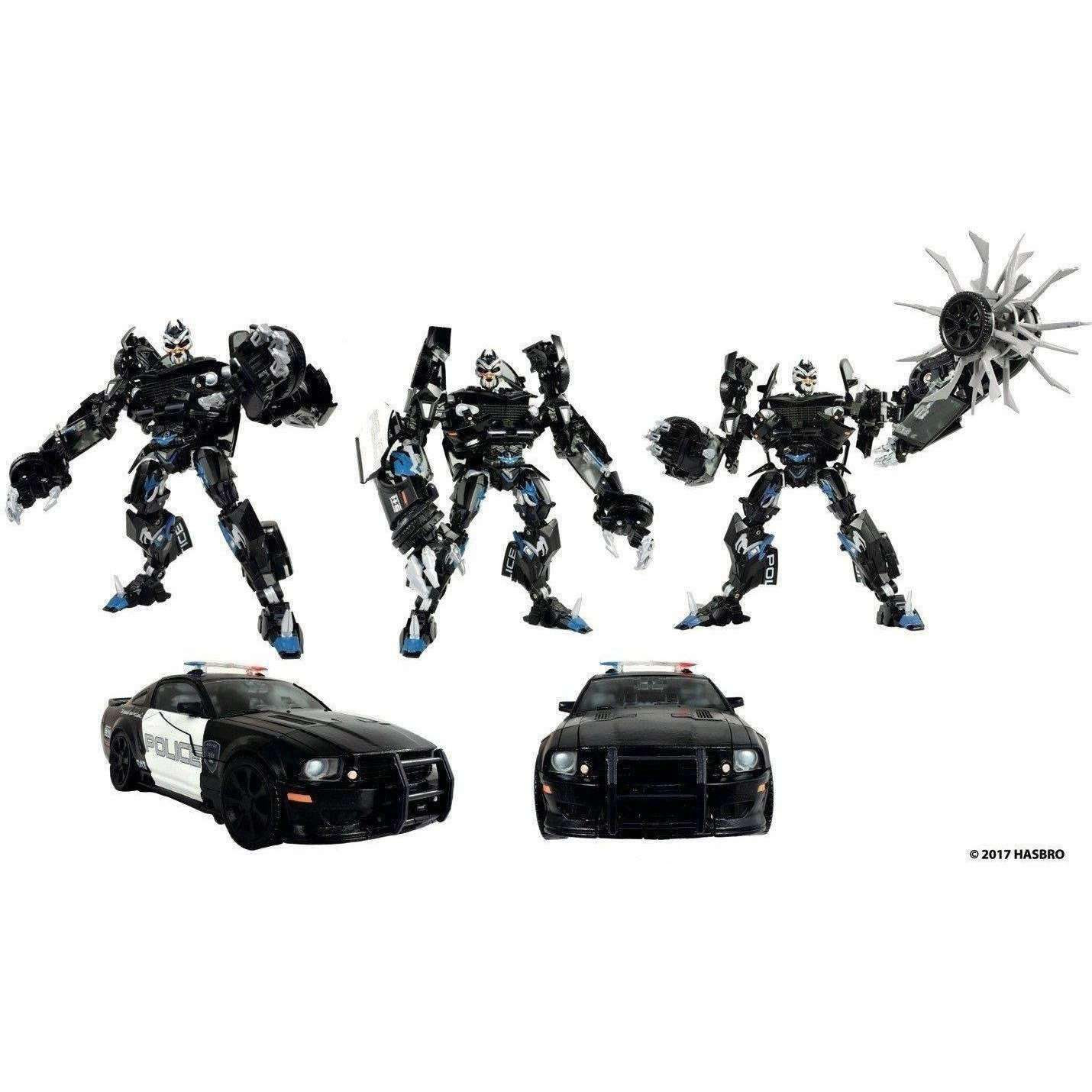 Image of Transformers Masterpiece - Movie Series - MPM-5 Decepticon Barricade