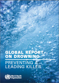 Cover of WHO Global Report on Drowning