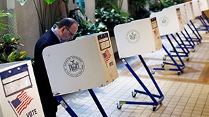 How blockchain could improve election transparency