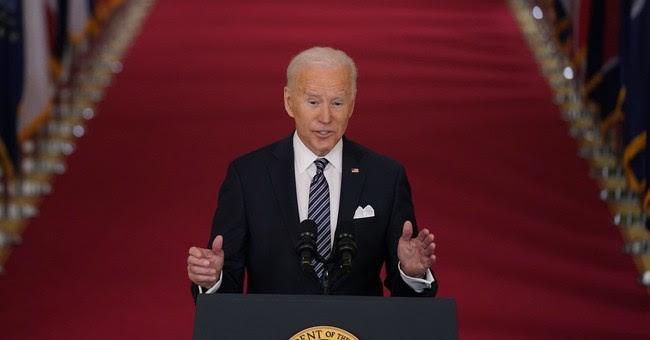 It's no secret that Joe Biden isn't in charge