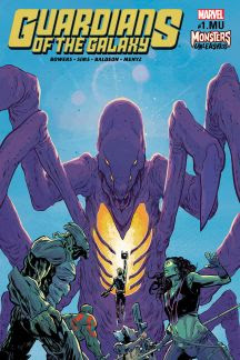 Guardians of the Galaxy #1.1