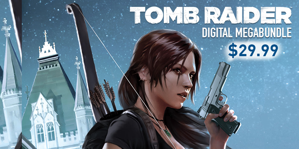 Tomb Raider Megabundle