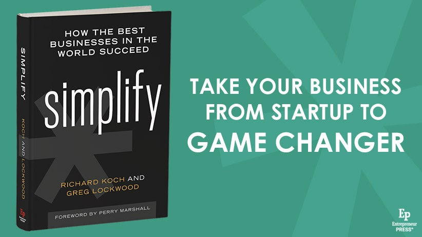Featured Book: Simplify by Richard Koch and Greg Lockwood