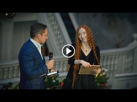Поездка победительницы всероссийского конкурса «Создай экспонат для Эрмитажа»