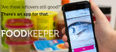 Are your leftovers still good? Now there's an app for that, the FoodKeeper