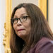"""Senator Tammy Duckworth on Capitol Hill in Washington last month. """"Parenthood isn't just a women's issue, it's an economic issue and one that affects all parents — men and women alike,"""" she said."""