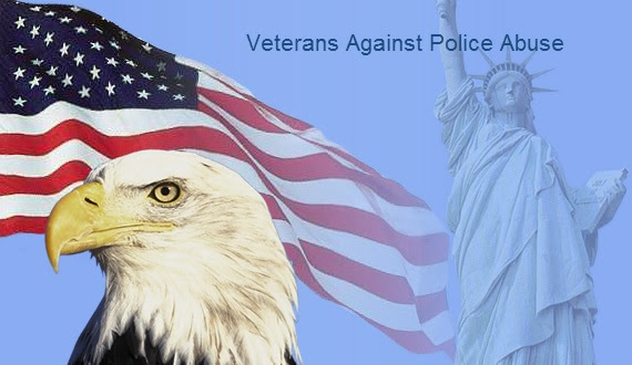 Veteran Fights Against USSA Police State (Video)