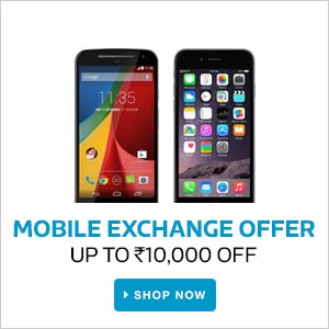 Mobile Exchange | Upto Rs.10,000 Off