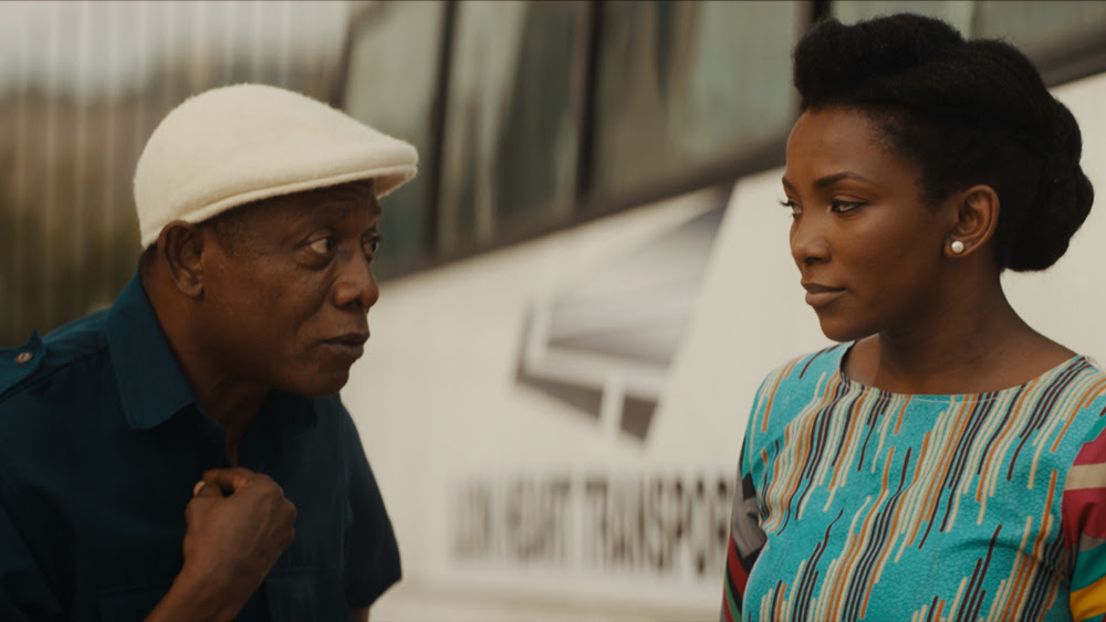 Owoh and Nnaji's prominent pairing is one of Lionheart's best features