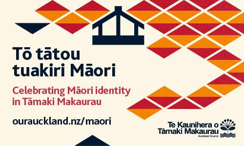 Celebrating Māori identity in Tāmaki Makaurau.
