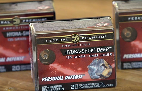 Field Tested: Federal Hydra-Shok Deep Personal-Defense Ammunition