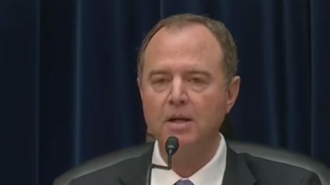 A Pile of Schiff: Watch As Adam Schiff Blatantly Makes Stuff Up During Whistleblower Hearing