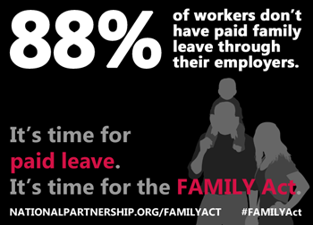 FAMILYAct_88% paid family leave stat