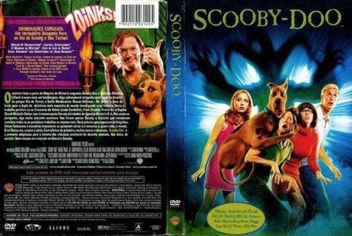Scooby Doo Torrent   BluRay Rip 720p Dublado (2002)