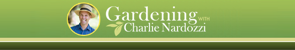 How to Grow with Charlie Nardozzi