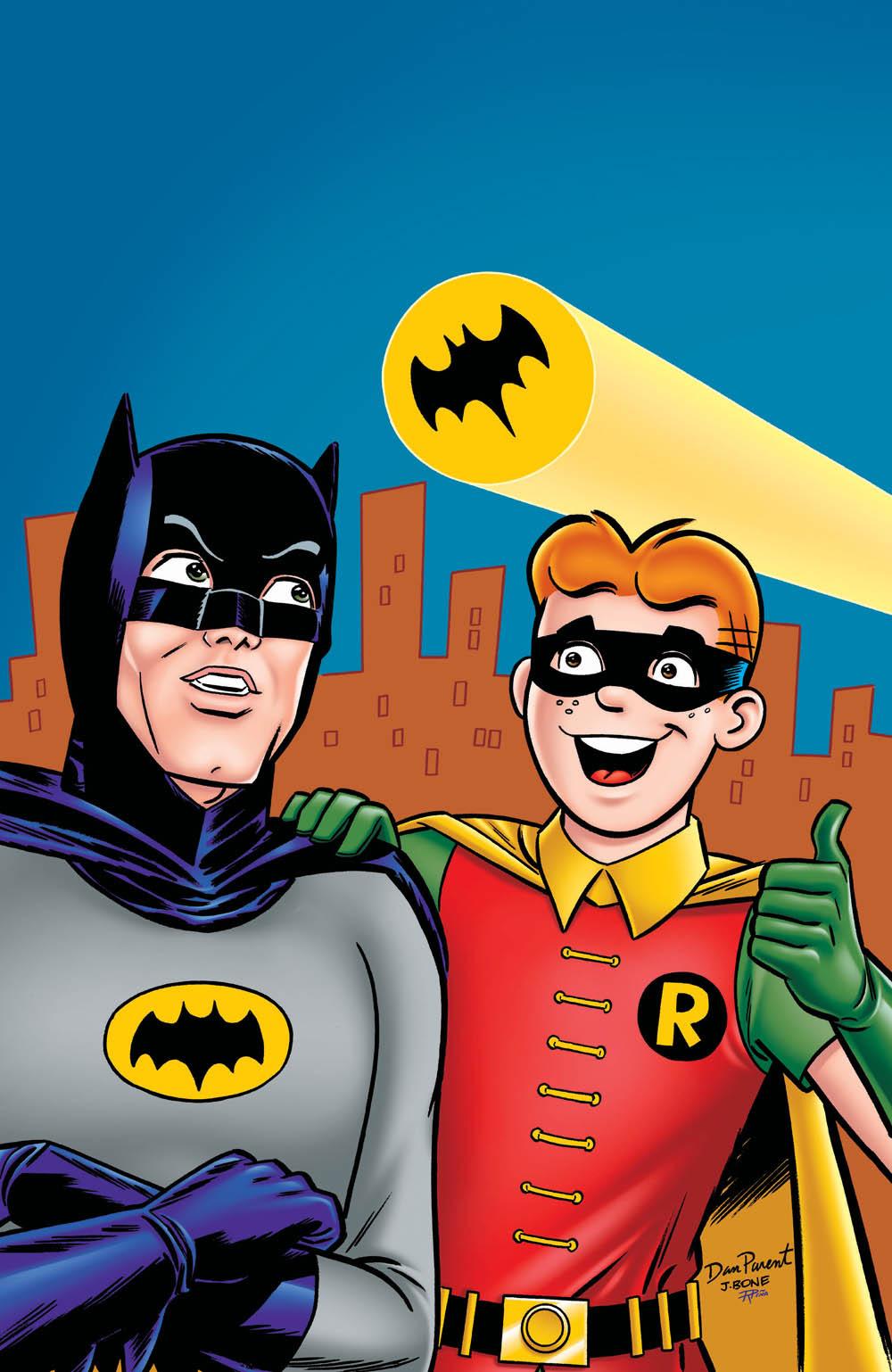 Archie Meets Batman '66 #1 CVR C Parent