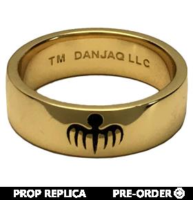 Spectre Number 1 Blofeld's Ring Prop Replica