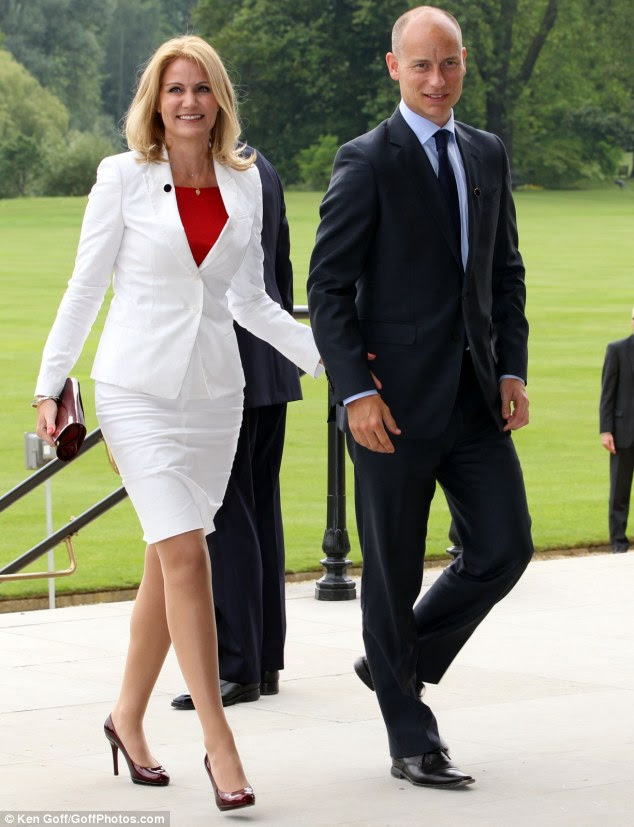 Helle Thorning-Schmidt and Stephen, son of the former leader of the British Labour Party Neil Kinnock, have two daughters together and have been married since 1996